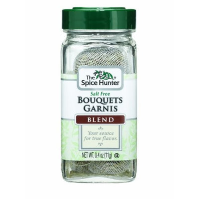 The Spice Hunter Bouquets Garnis Blend (5 Balls), 0.4-Ounce Jars (Pack of 6)