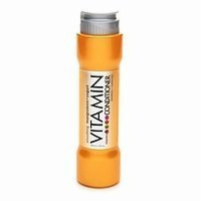 Vitamin Shampoo Mangosteen Yogurt 13 oz. Vitamin Conditioner Mangosteen Yogurt 13 oz. (Smoothing)