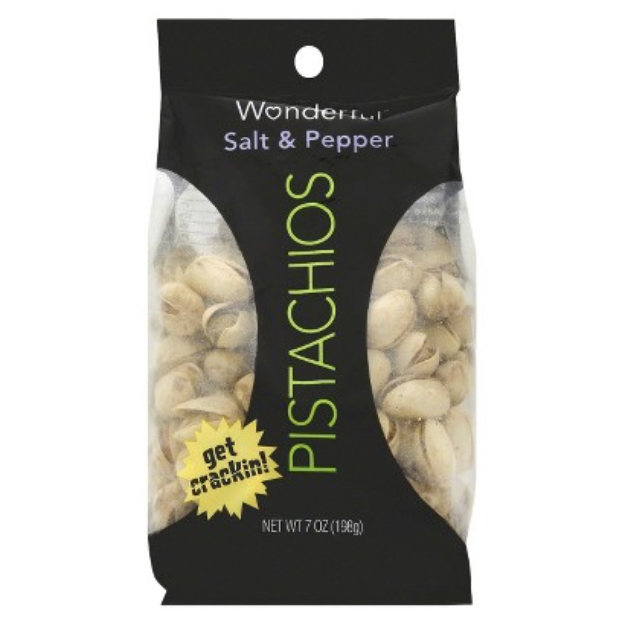 Wonderful Pistachios Wonderful Salt & Pepper Pistachios