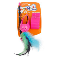 Toys R Us Treat Dispensing Dangle Cat Toy