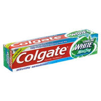 Colgate Fluoride Toothpaste, Sparkling White Mint Zing