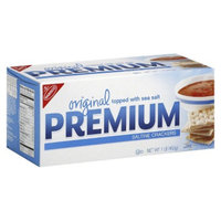 Premium Original Saltine Crackers 16 oz