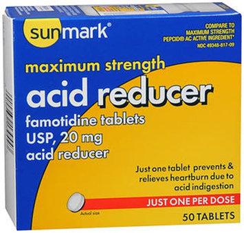 Sunmark Acid Reducer, 20 mg 50 tabs by Sunmark