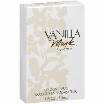 Coty Vanilla Musk Cologne Spray