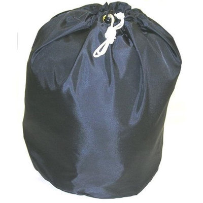 Scaff's Enterprises Scaffs Enterprises BAG-6 Nylon Utility Bag Medium Black