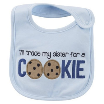 Just One You Made by Carter's Just One YouMade by Carter's Newborn Boys' Will Trade Sis For Cookie