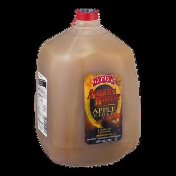 Zeigler's Autumn Harvest Apple Cider