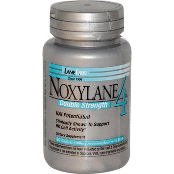 Lane Labs Noxylane4 Double Strength - 50 Caplets