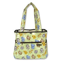 Trend Lab Tulip Tote Style Diaper Bag, Chibi (Discontinued by Manufacturer)