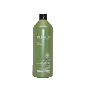 Body Full Light Conditioner Unisex by Redken, 33.8 Ounce
