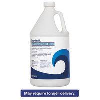 Boardwalk 3404SL Stain Resistant Floor Sealer, 1 gal Bottle, 4/carton