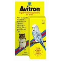 Lambert Kay Avitron Liquid Vitamin Supplement for Birds (1 oz.)