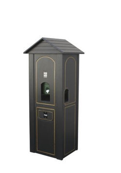 Eagle One Arch House Water Cooler Color: Cedar