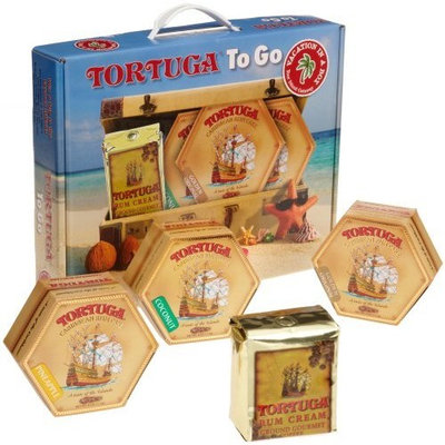 Tortuga To Go, Taste of the Caribbean, 1.95-Pound Vacation Box
