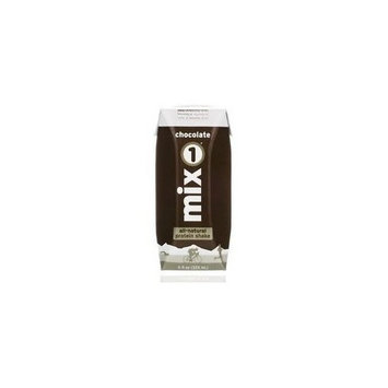 Mix 1 Chocolate Protein Shake, 11 Ounce -- 12 per case.