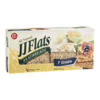 Old London JJ Flats Flatbreads 7 Grain