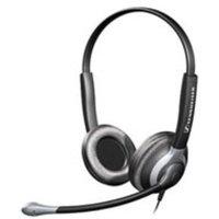 Sennheiser Electronic Binaural Headset with XL Ear Cap