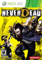 Rebellion Software Neverdead