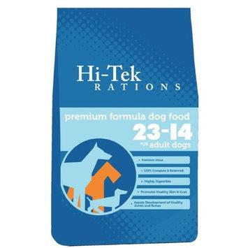 Hi-tek Rations Hi-Tek 23-14-45 Premium 23-14 Dog Food 45 Pounds