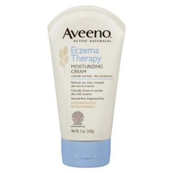 Aveeno Active Naturals Eczema Therapy Moisturizing Cream - 5 oz