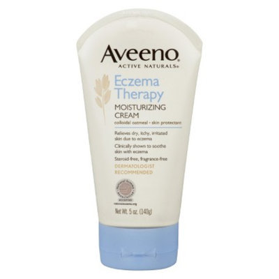 Aveeno Active Naturals Eczema Therapy Moisturizing Cream - 5 oz