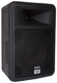 Peavey Impulse 1012 2-Way Molded PA Speaker - Black