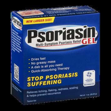 Psoriasinl Multi-Symptom Psoriasis Relief Gel