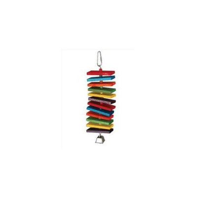 Caitec Bird Toys Caitec 107 Medium Rainbow Stack