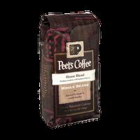 Peet's Coffee House Blend Whole Beans Fresh Roasted Coffee