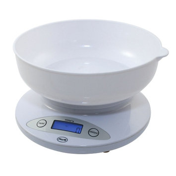 American Weigh Digital Kitchen Scale with Removable Weighing Bowl