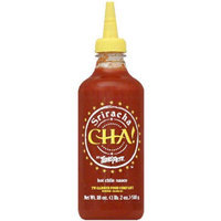 Texas Pete Sriracha Cha! Hot Chile Sauce, 18 oz, (Pack of 12)