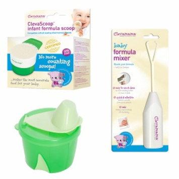 Clevamama Infant Formula Feeding Unisex Pack, 3 Pc, 1 ea