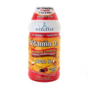 Wellesse Vitamin D3 5000 IU