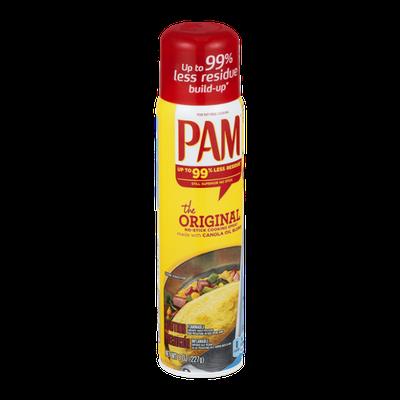 Pam No-Stick Cooking Spray Original