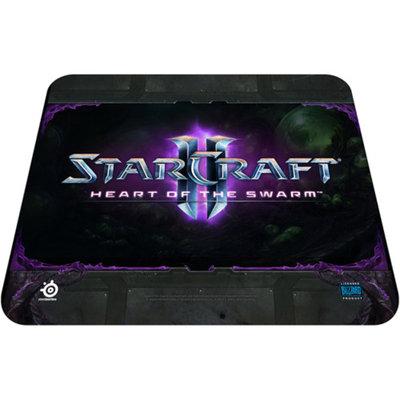 Steel Series SteelSeries StarCraft II Heart of the Swarm Logo Edition Mousepad