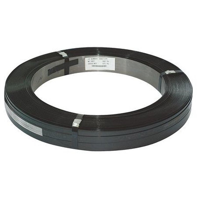 Value Brand 4WXT2 Steel Strapping, 5/8 In, L 2794 Ft