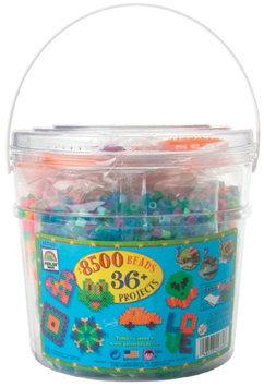 Perler Beads Fuse Bead Activity Bucket - Bead Mania