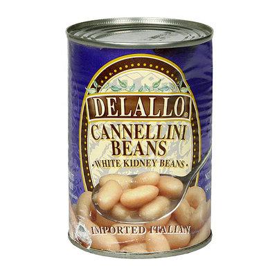 Delallo White Kidney Cannellini Beans