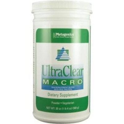 Metagenics, UltraClear Macro Powder, 20 oz (560 g)