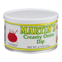 Martin's Creamy Onion Dip