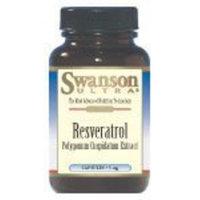 Swanson Ultra Resveratrol 5 mg 60 Caps