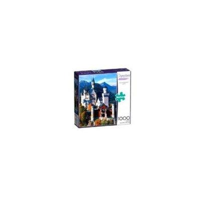 Buffalo Games Signature Series, Neuschwanstein Castle - 1000pc Jigsaw Puzzle
