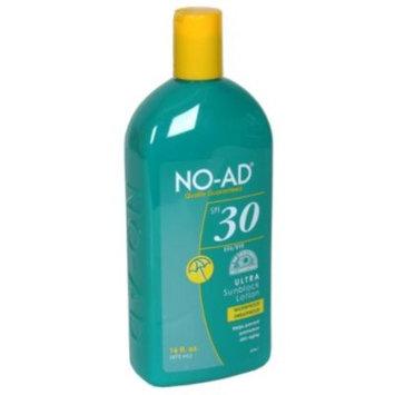 No Ad Ultra Sunblock Lotion, SPF 30, 16 fl oz (475 ml)