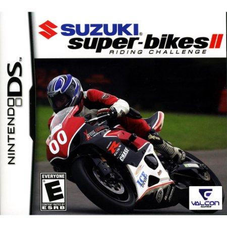 Svg Distribution Suzuki SuperBikes II Riding Challenge