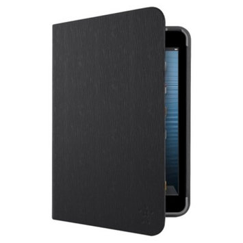 Belkin Book Cover for iPad Mini - Black (F7N106B1C00)