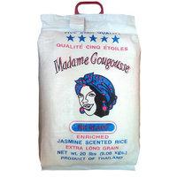 Madame Gougousse Jasmine Rice 20 Lbs