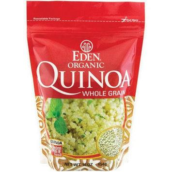 Eden Organic Eden Quinoa, Organic - imported, Andean, 16 Ounce (Pack of 3)