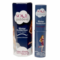 Sole Goddess Blister Protection Foot Balm, .3 oz