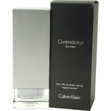CONTRADICTION for men Men's Eau de Toilette Spray