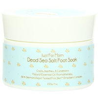 Susan Brown's Baby Just For Mom Dead Sea Salt Foot Soak, 7-Ounce Jars